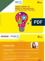 Presentación Disney Creatividad e Innovacion
