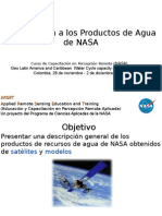 Spanish P1 Intro NASA WaterResources Colombia2011