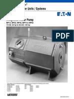 EATON Motor Pump