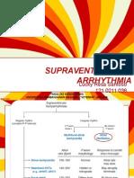 Cvs - Supravenricular Arrythmia