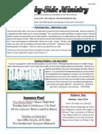Newsletter, June 2015