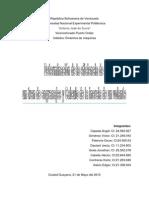 Informe de laboratorio 1 - Dinamica de Maquinas