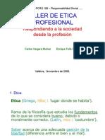 Etica Profesional 2008