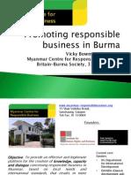 2015 03 31 Vicky Britain Burma Society