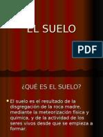 ESTUDIO DEL SUELO TERRESTRE