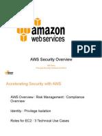 AWS Security Event Slides