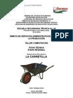 Análisis de Objeto Técnico La Carretilla