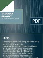 tanggar amanat