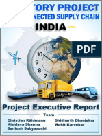 Territory Project Report on India