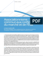 Associationnisme - Le Bien Commun