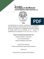 """""""IMPLEMENTACIÓN DE UN PORTAL COLABORATIVO CON TECNOLOGÍA.pdf"""