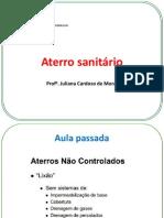 102999-Aula 3 - Aterro Sanitário