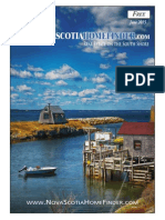 Nova Scotia Home Finder South Shore June 2015