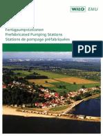 Prefab Pumping Stations
