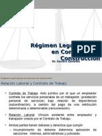 Regimen Laboral Construcción Civil (Sandro Zevallos)