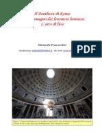 07 - Pantheon Di Roma - l'Arco Di Luce