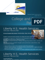 college and career pathways health services (2)