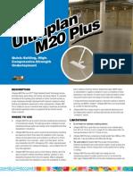 UltraplanM20Plus3 TDS EA
