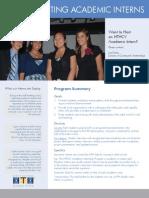 cv internship document 2013 (1)