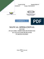 Manual Operational Pentru Evaluarea Plantatiilor Pomicole