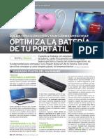 Optimiza La Bateria