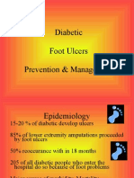 3 - diabetic ulcers