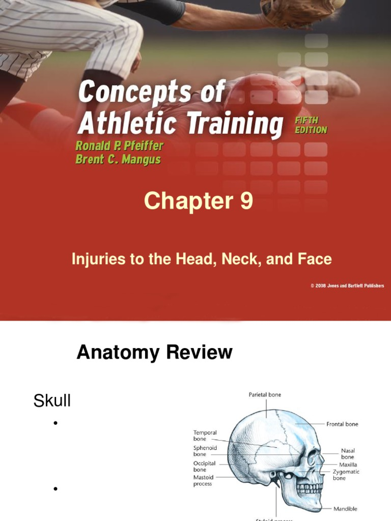 chapter 9 powerpoint student copy | Ear | Concussion