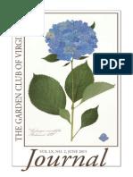 Garden Club of Virginia June 2015 Journal