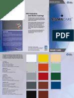 Carta de Colores Sigma