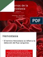 Transtornos de la hemostasia