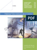 PTCL Project of Change Managment