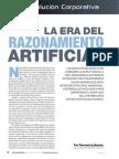 La Era Del Razonamiento Artificial 22062012