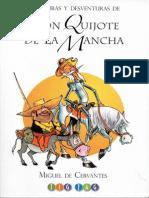 Aventuras y Desventuras de Don Quijote de La Mancha