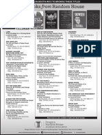 Random House American Political Science Association 2015 Conference Ad