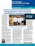 Comprehensive Care of Patients with Diabetes and Hypertension