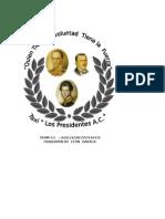 Sello Los Presidentes