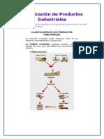 Clasificación de Productos Industriales