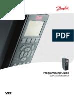 Guia de Programacion VLT Danfoss