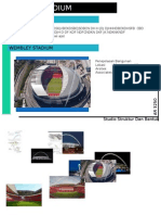 Analisis Struktur Wembley Stadium Inggris