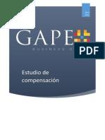 GAPE Business Group - Estudio de Compensaciónes