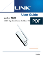 Archer T2UH V1 User Guide