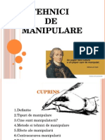 Manipulare