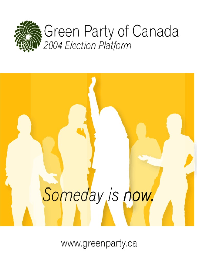 a history of the green party in the canada Coalition governments have been rare in canadian history  the nature of coalition governments in canada,  government with the smaller german green party.