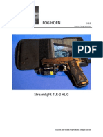 Streamlight TLR-2 HL G – Lighting Up the Night
