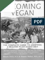 Becoming Vegan- Overweight