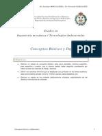 Tema 1.Conceptos b�sicos y definiciones