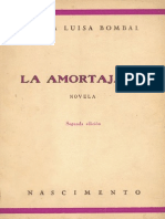La Amortajada Bombal