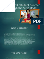 tips for helping ell students be successful