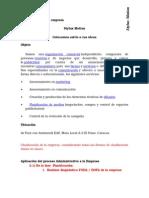 Identificación de La EmpresaEJEMPLO DE EMPRESA