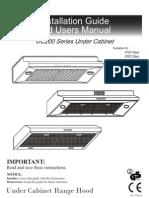 UC200 Series Manual